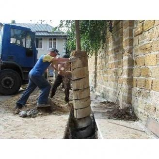 Бурение ям под фундамент до 7 метров