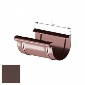 Муфта ринви Gamrat 100 мм коричнева