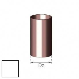 Труба Gamrat 110 мм 4 м біла