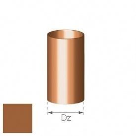 Труба Gamrat 90 мм 3 м мідна