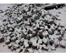 Бруківка гранітна колота 5х5х5 см