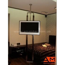Стійка для телевізора з нержавіючої сталі