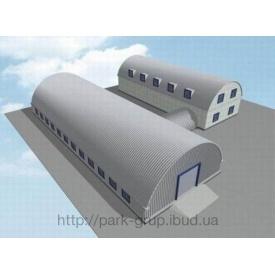 Строительство арочных конструкций