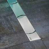Душевой канал RAVAK Chrome OZ 1050 1050 мм (X01429)