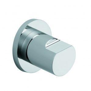 Вентиль для прихованого монтажу KLUDI NEW WAVES хром (578150530)