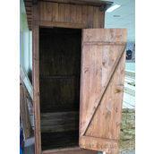 Бытовка деревянная для дачи