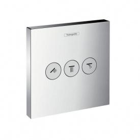 Запорно-переключающее устройство Hansgrohe ShowerSelect хром (15764000)