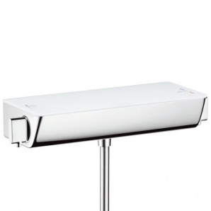 Термостат для душу Hansgrohe Ecostat Select ВМ білий хром (13161400)