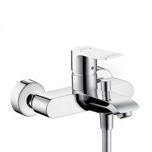 Змішувач для ванни Hansgrohe Metris ВМ хром (31480000)