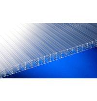 Поликарбонат сотовый Marlon ST Longlife 6000х2100х25 мм прозрачный