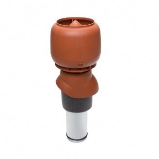 Вентиляционный выход VILPE 125/ИЗ/400 125х400 мм кирпичный