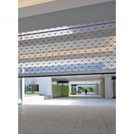 Промышленная рулонная решетка Hormann basic HG-L