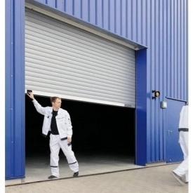 Промышленная рулонная решетка Hormann SB DecothermS