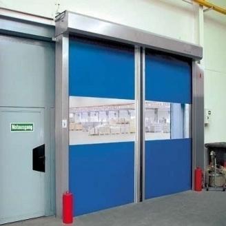 Скоростные горизонтальные ворота Hormann H3530