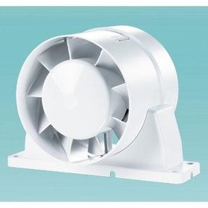 Осьовий канальний вентилятор VENTS ВКОк 100 105 м3/ч 14 Вт