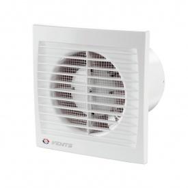 Осьовий вентилятор для витяжної вентиляції VENTS С 125 180 м3/ч 16 Вт
