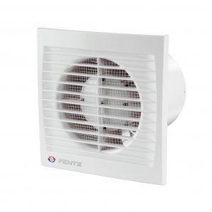 Осьовий вентилятор для витяжної вентиляції VENTS С 125 турбо 226 м3/ч 24 Вт