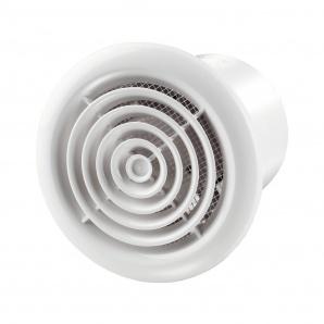 Осьовий вентилятор для витяжної вентиляції VENTS ПФ1 100 12 88 м3/ч 14 Вт