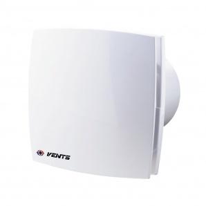 Осьовий вентилятор з плоскою лицьовою панеллю VENTS ЛД1 125 турбо 209 м3/ч 24 Вт
