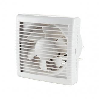 Осевой оконный вентилятор VENTS МАО1 125 12 165 м3/ч 16 Вт