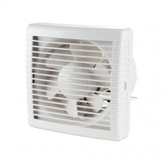 Осевой оконный вентилятор VENTS ВВР 230 455 м3/ч 30 Вт