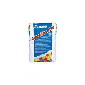 Клей для керамічної плитки MAPEI ADESILEX P4 25 кг