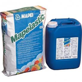 Двокомпонентна гідроізоляція MAPEI MAPELASTIC 32 кг