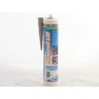 Герметик силиконовый MAPEI MAPESIL LM 310 мл серый