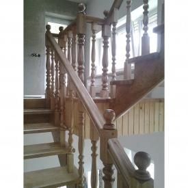 Виготовлення сходів з дерева