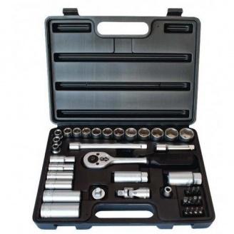 Набор инструмента Intertool ET-6039 39 элементов (ET-6039)
