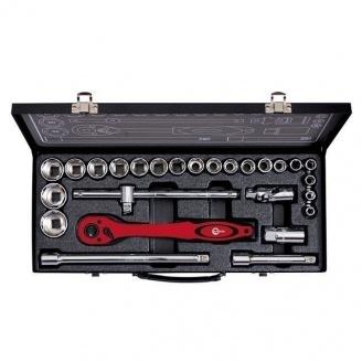 Набор инструмента Intertool ET-6027 26 элементов (ET-6027)
