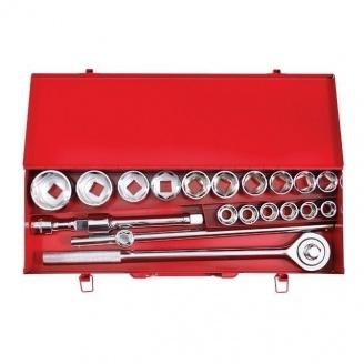 Набор инструмента Intertool ET-6024 20 элементов (ET-6024)