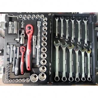 Набор инструмента Intertool ET-6061 61 элемент (ET-6061)