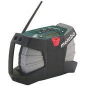 Радиоприемник METABO PowerMaxx RC WildCat с функцией зарядки 220 В (602113000)
