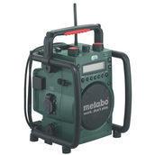 Радиоприемник METABO RC 14,4-18 В с функцией зарядки 5,3 кг (602106000)