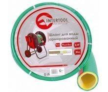 Шланг для воды Intertool 50 м армированный (GE-4106)