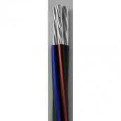 Провод самонесущий изолированный СИП-4 Одескабель 2х50+2х16 0,6/1 кВ