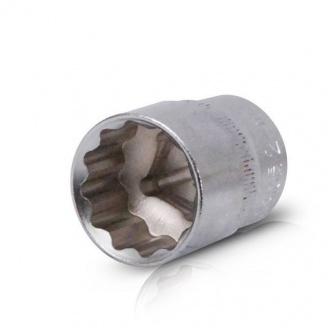 Торцевая головка Intertool ET-0224 1/2 дюйма 24 мм (ET-0224)