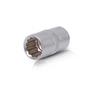Торцевая головка Intertool ET-0215 1/2 дюйма 15 мм (ET-0215)