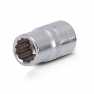 Торцевая головка Intertool ET-0213 1/2 дюйма 13 мм (ET-0213)