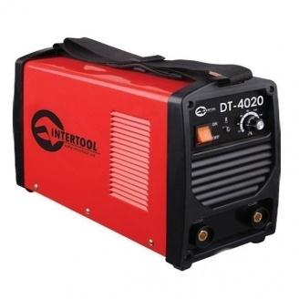 Инвертор сварочный Intertool DT-4020 7 кВт (DT-4020)