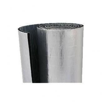 Звукоизоляционная мембрана самоклеющаяся вязкоэластичная фольгированная Алюфом TK 1000*6000*2,5 мм