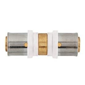 Муфта HERZ П/П 40х3,5-40х3,5 мм (P704000)