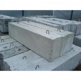Фундаментный блок Стромат ФБС 24.5.6т