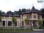 Красивые дома коттеджи