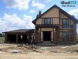 Строительство дома с гаражом