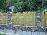 Дерев'яний паркан