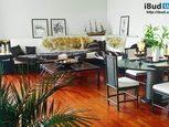 Интерьер стильной столовой комнаты