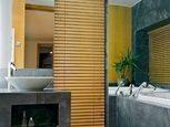Ремонт ванной комнаты в стиле модерн