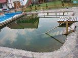 Бассейн с проточной водой